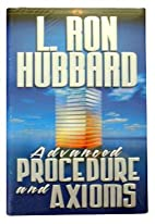 Advanced Procedure and Axioms by L. Ron…