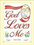 God Loves Me [A Rand McNally Junior Elf…