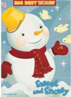 Sweet and Snowy: Big Best Book to Color With…