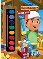 Disney Handy Manny: Let's Go, Tools!…