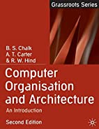 Computer Organisation and Architecture: An…