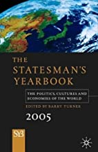 The Statesman's Yearbook 2005 by Barry…
