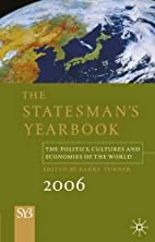 The Statesman's Yearbook 2006 by Barry…