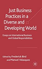 Just Business Practices in a Diverse &…
