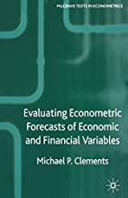 Evaluating Econometric Forecasts of Economic…