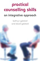 Practical Counselling Skills: An Integrative…