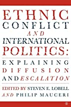 Ethnic Conflict and International Politics:…