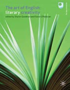 The Art of English: Literary Creativity by…