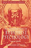 De Silva, Padmasiri: An Introduction to Buddhist Psychology
