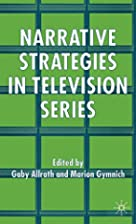 Narrative Strategies in Television Series by…