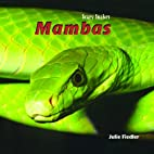Mambas (Scary Snakes) by Julie Fiedler