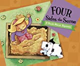 Jones, Christianne  C.: Four Sides the Same: A Book About Squares (Know Your Shapes)