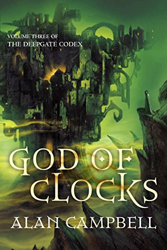 God Of Clocks cover