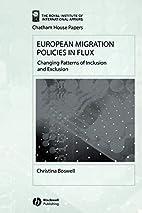 European Migration Policies in Flux:…
