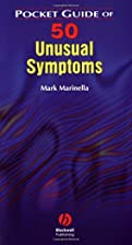Pocket Guide of 50 Unusual Symptoms by Mark…
