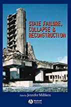 State Failure, Collapse & Reconstruction by…