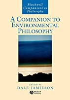 A Companion to Environmental Philosophy by…