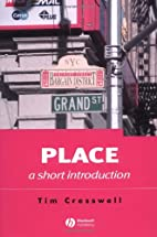 Place: A Short Introduction (Short…