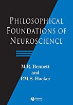 Philosophical Foundations of Neuroscience by…