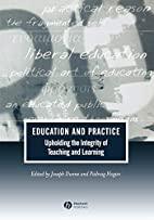Education and Practice: Upholding the…