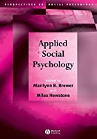 Applied Social Psychology (Perspectives on…
