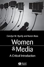 Women and Media: A Critical Introduction by…