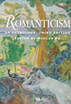 Romanticism: An Anthology by Duncan Wu