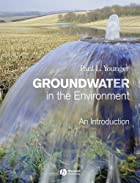 Groundwater in the Environment: An…