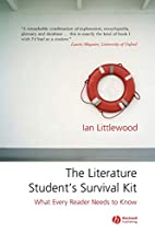 The Literature Student's Survival Kit: What…