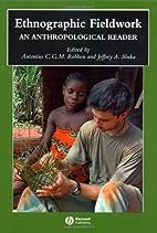 Ethnographic Fieldwork: An Anthropological…