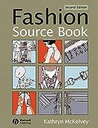 Fashion Source Book by Kathryn McKelvey