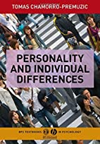 Personality and Individual Differences (BPS…
