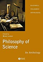 Philosophy of Science: An Anthology…