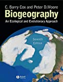 Moore, Peter: Biogeography: An Ecological and Evolutionary Approach