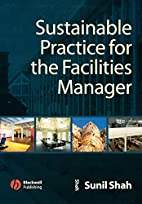 Sustainable Practice for the Facilities…