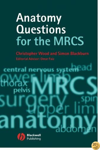 TAnatomy Questions for the MRCS