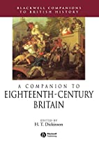 A companion to eighteenth-century Britain by…