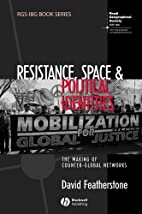 Resistance, Space and Political Identities:…