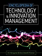 Encyclopedia of Technology and Innovation…