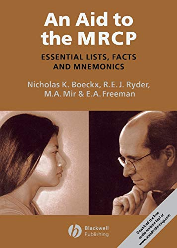 an-aid-to-the-mrcp-essential-lists-facts-and-mnemonics