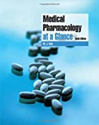 Medical Pharmacology at a Glance by Michael…