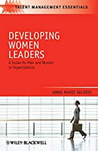 Developing Women Leaders: A Guide for Men…