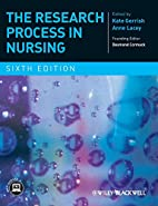 The Research Process in Nursing by Kate…