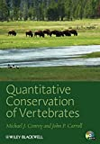 Michael J. Conroy: Quantitative Conservation of Vertebrates