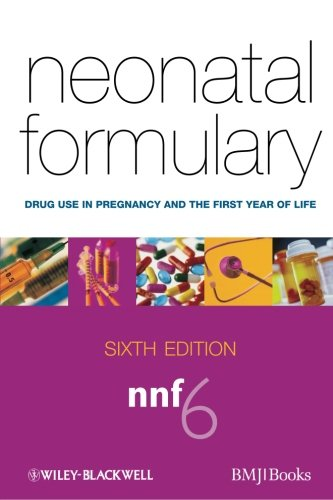 neonatal-formulary-drug-use-in-pregnancy-and-the-first-year-of-life