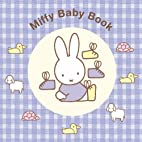 Miffy Baby Book (Record Book)