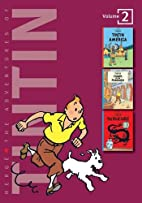 The adventures of Tintin : Volume 2 by…