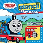 Thomas and Friends Stencil Play Book (Thomas…