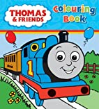 THOMAS THE TANK ENGINE COLOURING BOOK