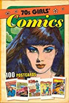 70s girls comics : 100 postcards by Egmont…